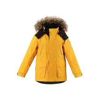 reima Serkku Daunenjacke Kinder Warm yellow