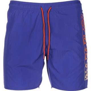 Napapijri Victor Boardshorts Herren blau/orange
