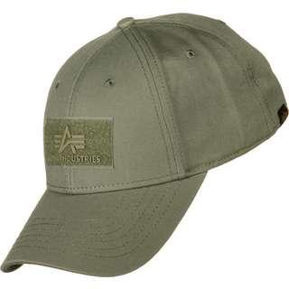 Alpha Industries Sportswear Cap oliv