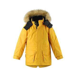reima Naapuri Winterjacke Kinder Warm yellow