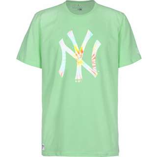 New Era MLB Infill Team Logo New York Yankees T-Shirt Herren grün