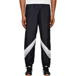 ASICS Sportswear Trainingshose Herren schwarz
