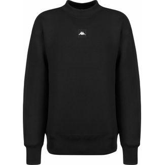 KAPPA Authentic JPN Barin Sweatshirt Herren schwarz