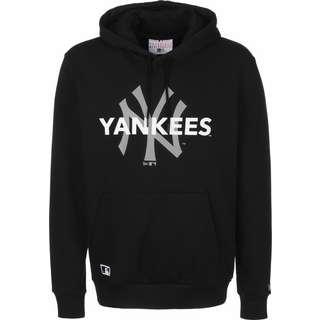 New Era MLB New York Yankees Hoodie Herren schwarz