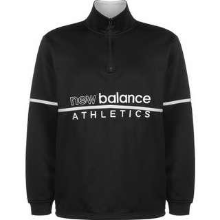 NEW BALANCE MT01506 Sweatshirt Herren schwarz