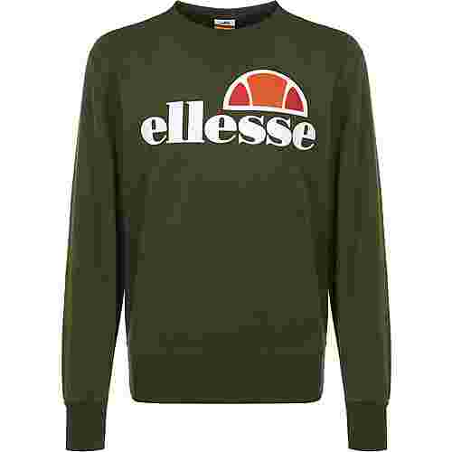 Ellesse Small Logo Succiso Sweatshirt Herren oliv