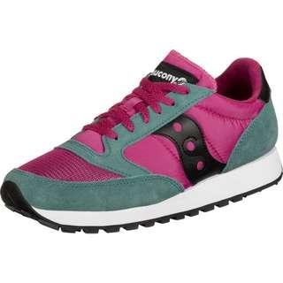 Saucony Jazz Vintage W Sneaker Damen pink/türkis