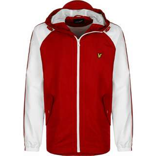 Lyle & Scott Colour Block Windbreaker Herren rot