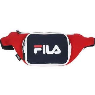 FILA Scuba Sporttasche rot/blau