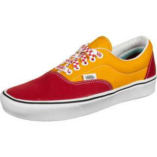 Vans ComfyCush Era Sneaker rot/gelb