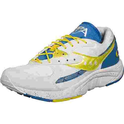 Saucony Aya Sneaker Herren weiß/blau