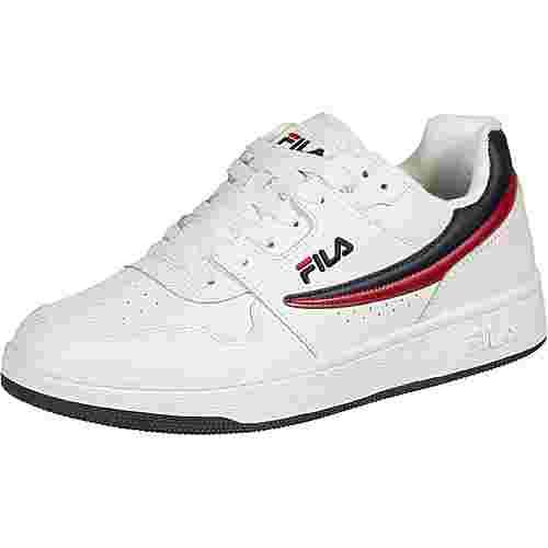 FILA Arcade Low Sneaker Herren weiß