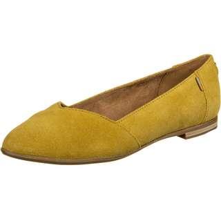 Toms Julie Flat Sneaker Damen gelb