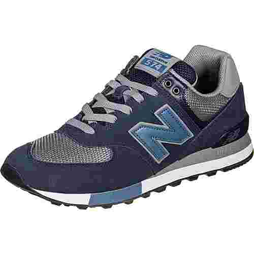 NEW BALANCE ML574 Sneaker Herren blau/grau