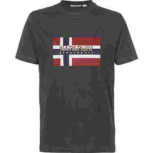 Napapijri Sovico T-Shirt Herren grau