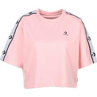 CONVERSE Star Chevon Track Funktionstop Damen pink