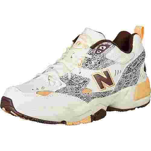 NEW BALANCE MX608 Sneaker Herren weiß