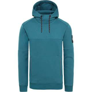 The North Face Fine 2 Hoodie Herren türkis