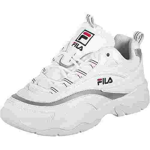 FILA Ray W Sneaker weiß