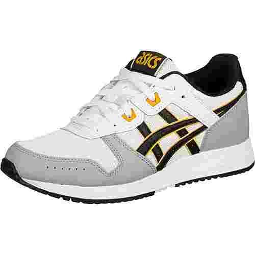 ASICS Lyte Classic Sneaker weiß/grau/gelb