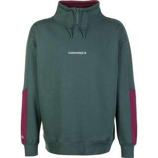CONVERSE Centerfront Wordmark Sweatshirt Herren grün
