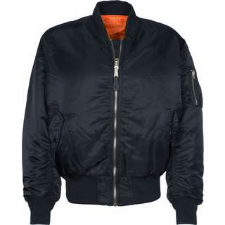 Alpha Industries MA-1 Winterjacke Herren blau