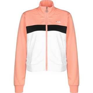 FILA Samah Trainingsjacke Damen pink/weiß