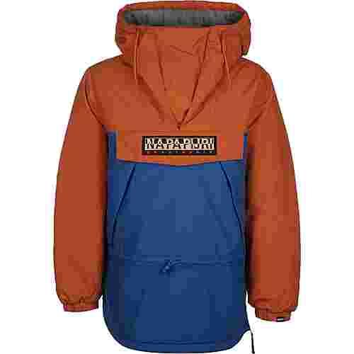 Napapijri Skidoo Tribe CB Parka Herren orange/blau