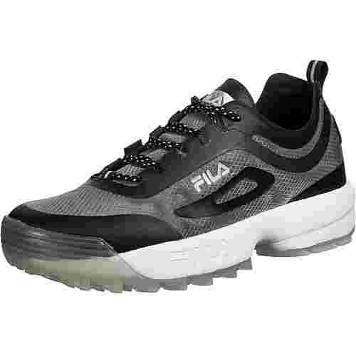 FILA Disruptor Run Sneaker Herren schwarz