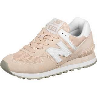 NEW BALANCE 574 Sneaker Damen pink
