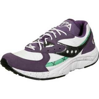 Saucony Aya Sneaker Herren lila/weiß