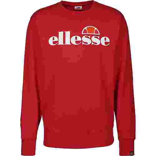 Ellesse Small Logo Succiso Sweatshirt Herren rot