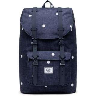Herschel Rucksack Little America Mid-Volume Class Daypack blau