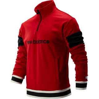 NEW BALANCE MT93540 Sweatshirt Herren rot