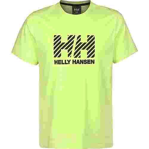 HELLY HANSEN Active T-Shirt Herren grün