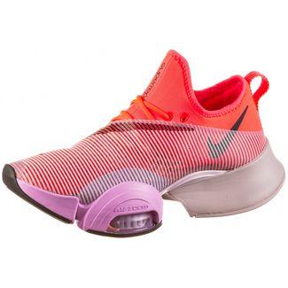 Nike Air Zoom Superrep Fitnessschuhe Damen flash crimson-black-beyond pink