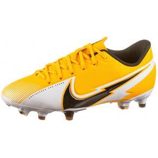 Nike Jr. Mercurial Vapor 13 Academy MG Fußballschuhe Kinder laser orange-black-white-laser orange