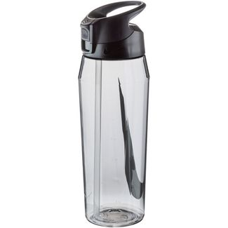 Nike Hypercharge Straw Trinkflasche anthracite-white