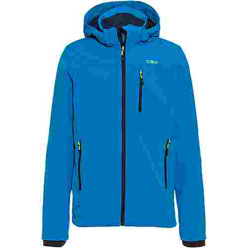 CMP Softshelljacke Herren river-blue ink