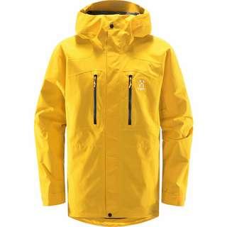 Haglöfs GORE-TEX® Elation GTX Jacket Hardshelljacke Herren Pumpkin Yellow
