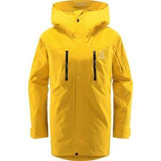 Haglöfs GORE-TEX® Elation GTX Jacket Hardshelljacke Damen Pumpkin Yellow