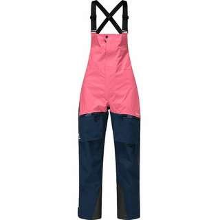 Haglöfs GORE-TEX® Vassi GTX Pro Pant Funktionshose Damen Tarn Blue/Tulip Pink