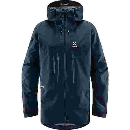 Haglöfs GORE-TEX® Roc Nordic GTX Pro Jacket Hardshelljacke Herren Tarn Blue