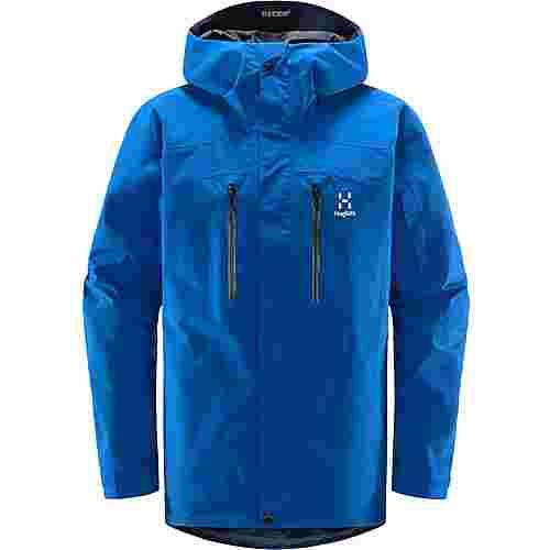 Haglöfs GORE-TEX® Elation GTX Jacket Hardshelljacke Herren Storm Blue