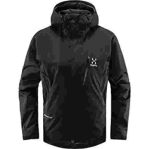 Haglöfs GORE-TEX® Astral GTX Jacket Hardshelljacke Damen True Black