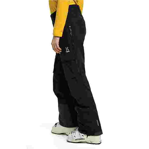 Haglöfs GORE-TEX Elation GTX Pant Funktionshose Damen True Black Short