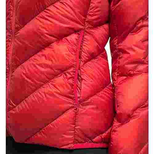 Haglöfs L.I.M Essens Jacket Outdoorjacke Damen Hibiscus Red