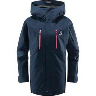 Haglöfs GORE-TEX Elation GTX Jacket Hardshelljacke Damen Tarn Blue