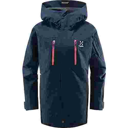 Haglöfs GORE-TEX® Elation GTX Jacket Hardshelljacke Damen Tarn Blue