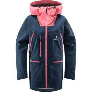 Haglöfs GORE-TEX® Vassi GTX Pro Jacket Hardshelljacke Damen Tarn Blue/Tulip Pink